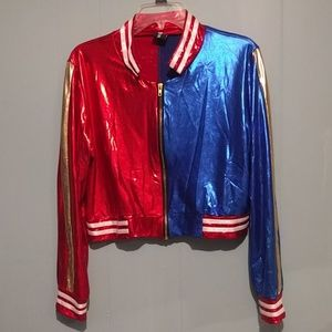 Jackets & Blazers - Harley quinn suicide squad jacket